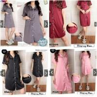 Daster / baju tidur wanita / daster murah - Versi Korea Dari Baju