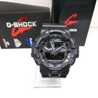 READY Promo Jam tangan Wanita Baby-G Double Gba full hitam 700 free