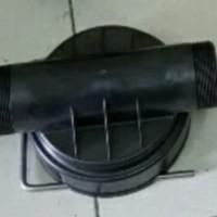 Adapter Sidemounted 4 Inchi
