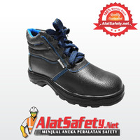 Sepatu Safety / Safety Shoes BT 9393 (Panjang) BERENT Best Quality