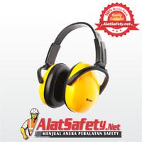Tutup Telinga Gagang Plastik JASON / Ear Muff JASON Best Quality