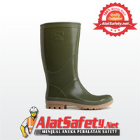 Sepatu Ap Boots Orca Green ( Sepatu Boot Safety ) Safety Boots