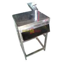Mesin Perajang Bawang Merah Otomatis