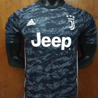 Jersey Juventus GK Kiper Hitam 2019/2020 grade ori official