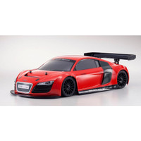 Kyosho FW-06 Audi R8 LMS (Red) w/GXR15 1/10 GP 4WD Readyset RTR 33205