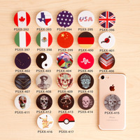 [Kode 392-417] PopSockets / Phone Holder/ Phone Stand/ Stand HP Seri 4