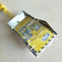 Sendok hebel 7cm alat pasang bata ringan hebel bangunan besi tebal