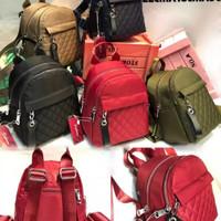 SG1031 Backpack Mini Tas Ransel Import Sighmon/Chibao bordir 4slet