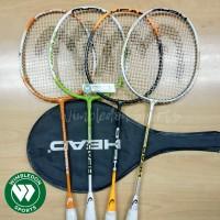 Raket Badminton Head Nano Ti Speed Elite Original Murah