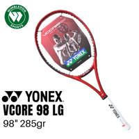Raket Tenis Yonex Vcore 98 LG Flame Red / Raket Yonex Vcore 98 (285g)