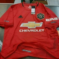 Jersey Manchester United Home 2019/2020 grade ori official