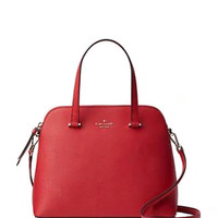 KS MAISE MED DOME SATCHEL - HOT CHILI