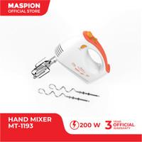 Maspion Hand Mixer MT - 1193