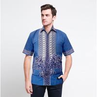 Kemeja Batik Motif Seno