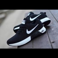 Sepatu Sneakers Nike Free Flyknite Running Man