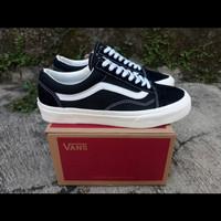 Sepatu Sneakers VANS OLD SCHOOL OG Premium BNIB Made in China