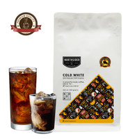 BIJI KOPI SUSU COLD WHITE BLEND - 500GR NORTHSIDER COFFEE