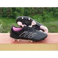 Sepatu Bola Copa 19.1 Black / True Pink FG Replika Impor