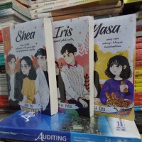 Novel Paket 3 - SHEA - IRIS - YASA - Wattpad