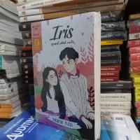 Novel Wattpad - IRIS - Inayah Putri