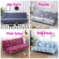 Cover sofa bed / Sarung sofa bed