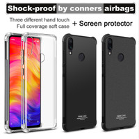 IMAK Shockproof Airbag Case Xiaomi Redmi Note 7 / Note 7 PRO