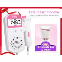 Fetal Dopler Import Alat Pengukur Detak Jantung Janin Best Seller!