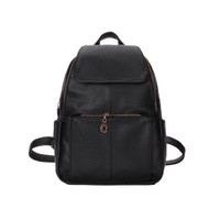 ransel import 21883 tas batam wanita murah kuliah tas backpack hitam