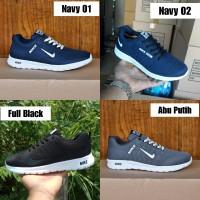 Sepatu Sport Nike Zero One Sneakers Running Casual Pria