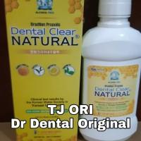 Dental Natural Obat Kumur Bau Mulut & Karang Gigi