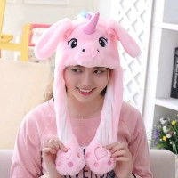 Rabbit Hat Dance Import/ Topi Kelinci Tiktok