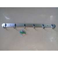 Kapstock Stainless Clothes Hook 45cm For Kitchen and Bath