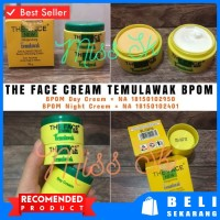 [ The Face ] Cream Temulawak BPOM Holo Emas Super