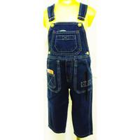 475-480* 3-8 tahun Overall baju kodok monyet jeans panjang anak keren