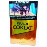 Rokok Djarum COKLAT 12