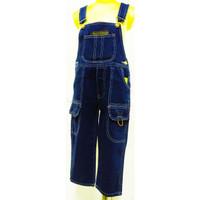 485-490* 2-8 tahun Overall baju kodok monyet jeans panjang anak keren