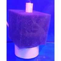 sponge busa filter biological filtration aerator breeding discus