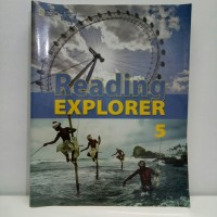buku bahasa Inggris Reading explorer 5 National Geographic Learning