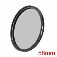 Zomei Slim CPL Filter - 58mm