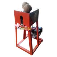 Mesin Alat Pencukil Batok Kelapa