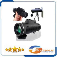 Teropong / Telescope Monocular Waterproof + Bag 40 X 60 SUPER ZOOM