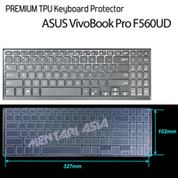 Keyboard Protector ASUS VivoBook Pro F560UD - PREMIUM TPU Clear