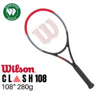 NEW Raket Tenis Wilson CLASH 108 / Raket Wilson CLASH 108