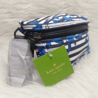 KS THAT'S THE SPIRIT BELT BAG - HIBISCUS STRIPE