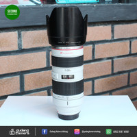 [SECONDHAND] Canon EF 70-200mm f2.8L USM - UC 29 @Gudang Kamera Malang