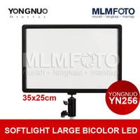 YONG NUO YN256 SOFT BICOLOR LED LIGHT YONGNUO YN 256 YN-256 3300-5500K