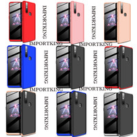 Vivo v15 360 protection slim matte case - all color