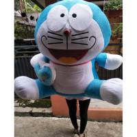 Boneka Doraemon Super Jumbo   Bordir Love nama