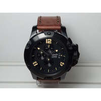 Alexandre Christie AC 6295MC Chronograph Black Brown