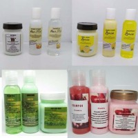 EXCLUSIVE Paket 3 in 1 isi shampo conditioner 100ml hairmask 200ml TE